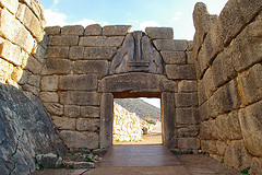Lion Gate in Argolis