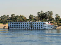 Cruise Ship on Nile