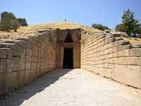 Mycenae - Agamemnon's Tomb