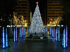 Athens Christmas Tree