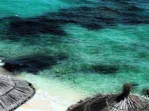 Mykonos nice beach