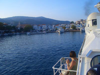 Ferry to Alonissos
