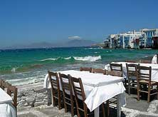 Greek Island Mykonos