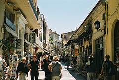 Plaka, Athens Old Town
