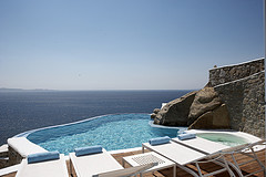 Mykonos Private Pool