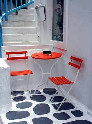 Coffee time Mykonos