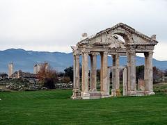 Temple at Aphrodisias