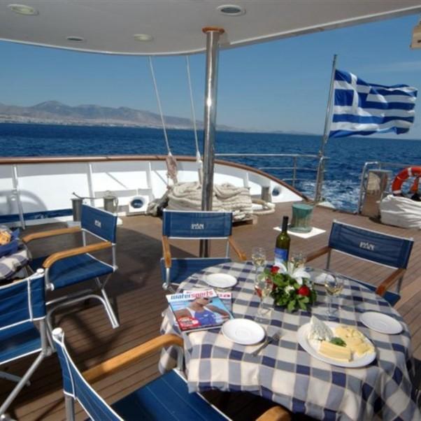 Sail Cruiser Panorama 2 Greek Small Cruise Ship